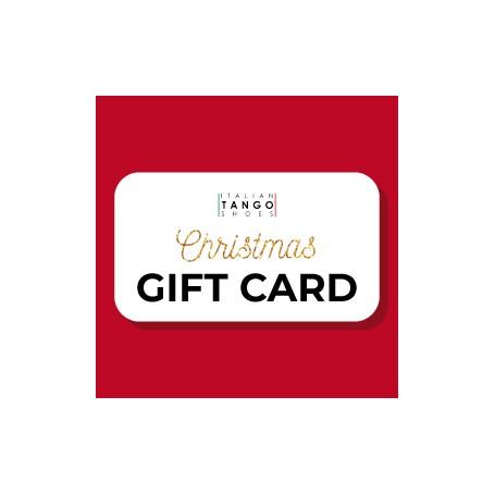 Card regalo Natale