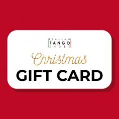 CHRISTMAS Geschenkkarte