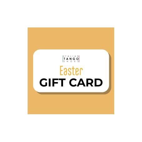 Card regalo Pasqua